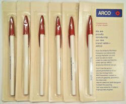 Arco - 1966 - Arco Name Change Promotional Item - Very Rare - Gasoline And Oil X6