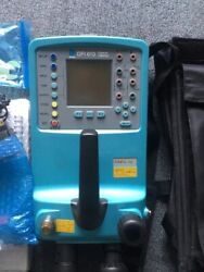 1pc Used Druck Dpi610 40mpa Sg Prussure Calibrator Ems Or Dhl H837x Dx