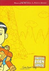 American Born Chinese By Gene Luen Yang - Hardcover Mint Condition