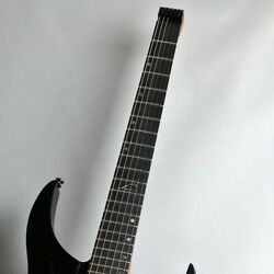 Legator G6p Stealth Black Headless Electric Guitar Safe Delivery From Japan
