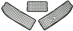 El Camino Cowl Screens, For Cars Without Air Conditioning, 1968-1972 55-195231-1