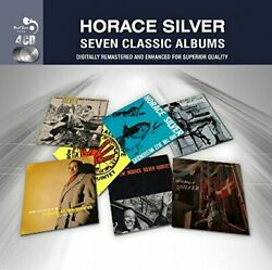 Horace Silver - Silver Horace 7 Classic Albums Mainstream Jazz - Cd - Mint