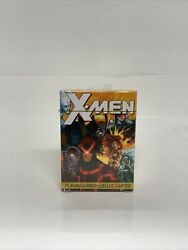 X-men Marvel Comics Playing Cards By Aquarius - Unique Image For Each Card