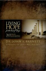 Living Hope For End Of Days--365 Days Of Daily Devotionals By John Samuel