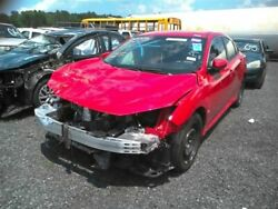Motor Engine 2.0l Naturally Aspirated Vin 4 6th Digit Fits 16-19 Civic 1754109