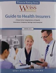 Weiss Ratings Guide To Health Insurers Brand New