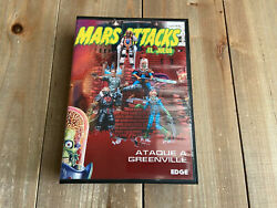 Mars Attacks - Collection 21 Expansions - Ed. Spanish Edge Mantic Miniatures