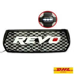 Front Grill V2 Toyota Hilux Revo Rocco Year 2018 - 2019