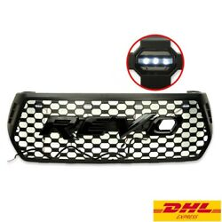 Toyota Hilux Revo Rocco V4 Front Grill Year 2018 - 2019