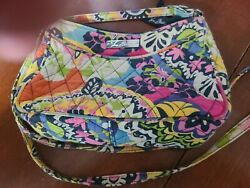 Veral BRADLEY Hipster Crossbody Small Purse FREE SHIPPING $9.99