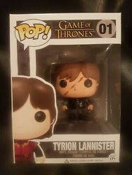 Funko Pop Game Of Thrones Tyrion Lannister Popcultcha Scar Exclusive 01