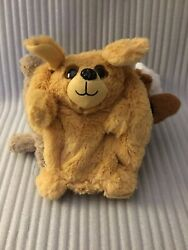 Pop Out Pets 3 Pets In 1 Fluffy Pets Bulldog Golden Lab Beagle Stuffed Animals