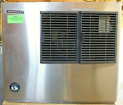 Hoshizaki Kml-631mah Ice Machine Head Only Ice-21-005 Excellent Used Condition