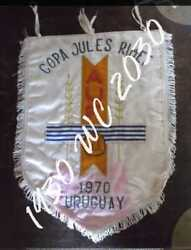 1970 World Cup Original And Official Pennant.