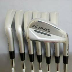 Limited To King Forged Tec Bottles 4-pw Kbs Taper Light 105 Steel 2020 Cobra