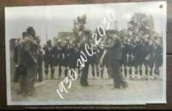 1930 World Cup. Original And Rare Picture. Mexican Team.