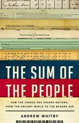 The Sum Of The People Mint Whitby Andrew Ingram Publisher Services Us Hardback