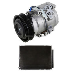 For Lexus Rx330 2004 2005 2006 Oem Ac Compressor W/ A/c Condenser And Drier Tcp