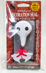 Evangelion Shito Angel Decoration Seal Sticker For Smart Phone Iphone Japan