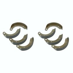 1952 Plymouth New Brake Shoe Set Front And Rear Brake Linings Enough 4 Whole Car
