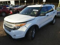 Driver Front Door Base Without Police Package Fits 11-15 Explorer 1474402