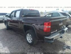 Driver Front Door Classic Style Fits 14-19 Silverado 1500 Pickup 1519272