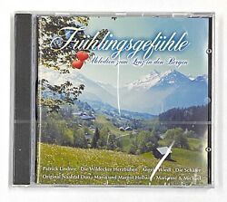 Spring Fever - Melodies To The Lenz In Den Bergen - Cd New Sealed Musik-3914