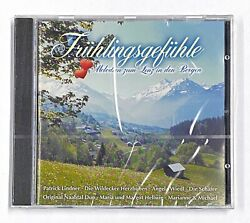 Spring Fever - Melodies To The Lenz In Den Bergen - Cd New Sealed Musik-3604