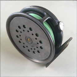 Hardy Perfect 2-7/8 Vintage Fly Fishing Reel