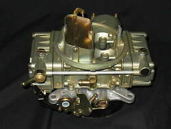 Restored 1965 Corvette Holley Carburetor 327/350 And 365hp 2818-1 Dated 533