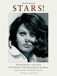 Stars By Peter Basch - Hardcover