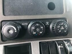 2015 Kenworth T680 Heater And Ac Temp Control 3 Knob 5 Buttons