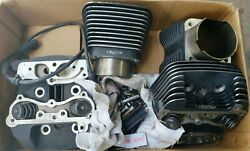 Used Revtech 110ci Motor For Evo Framed Motorcycles Selling As Is