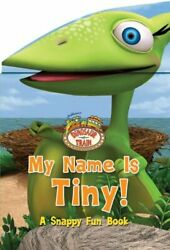 Dinosaur Train My Name Is Tiny Snappy Fun Books By Reader's Digest Brand New