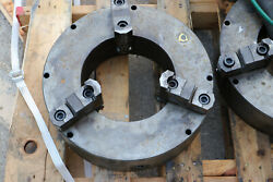 Bison 3295 3-jaw 15-3/4 Self Centering Scroll Lathe Chuck