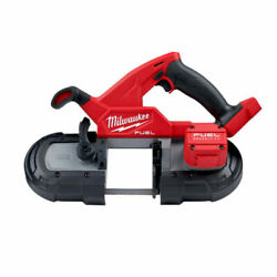 Milwaukee 2829-20 M18 Fuelandtrade Compact Band Saw Tool Only