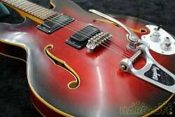 Mosrite Celebrity K-2118 Hollow Body With Hard Case Safe Delivery From Japan