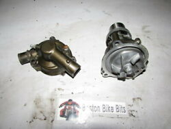 Kawasaski Xz600-fe/zx6r 1997 Oil And Water Pump With Cover Stock No Bbb 12271