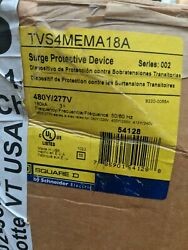 New Tvs4mema18a Square D Surge Protective Device In Vermont