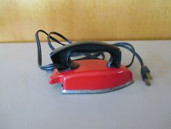 Vintage Sunny Suzy Electric Toy Iron By Wolverine