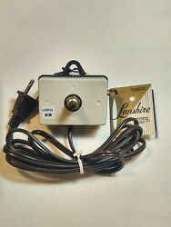 Nos Vintage Lanshire Dial Mounting Electric Movement For Electric Clock Htf
