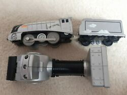 Vintage Thomas And Friends 3 Speed Spencer Remote Control Sounds Trackmaster