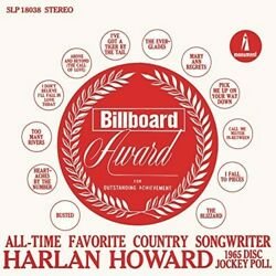 Howard,harlan - Favorite Country Songwriter Compact Disc
