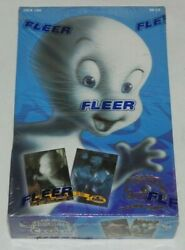 Fleer Ultra Casper Premiere Edition Trading Cards Brand New And Factory Sealed Box
