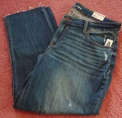 Womenand039s Old Navy Power Jean Aka The Perfect Straight Ankle Jeans Size 18