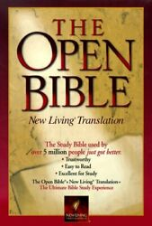 Open Bible New Living Translation By Thomas Nelson Publishers
