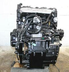 15-16 Suzuki Gsxs750 Engine Motor Tested And Inspection