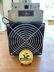 Antminer L3++ 580+mh/s Mine Doge Coin Before It Gets To 1. Comes With Wsb Coin