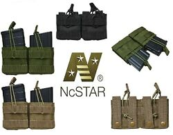 Ncstar Molle 308 Dual Magazine Pouch Rifle Mag Holder