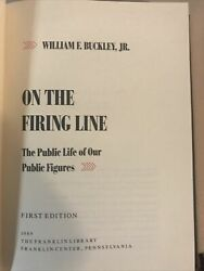 Franklin Library Collectorandrsquos Edition-on The Firing Line